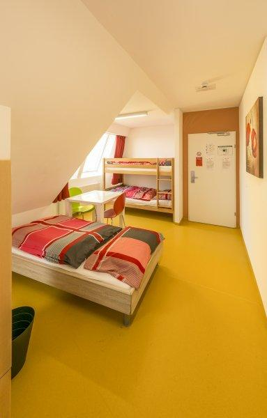 Albergue a and t Holiday