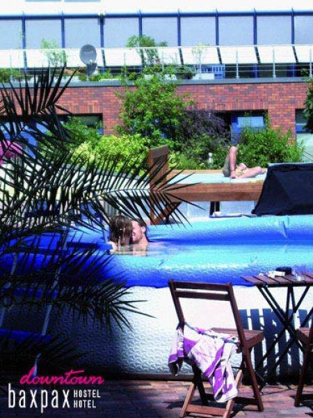 Albergue Baxpax Downtown  Hotel