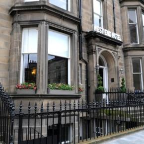 Albergues - The WestEnd Hotel