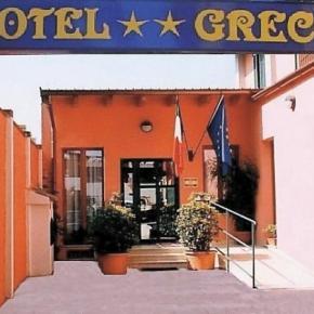 Albergues - Hotel Greco Milan