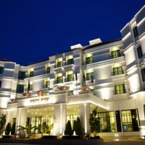 Albergues - Tara Angkor Hotel