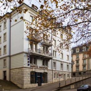 Albergues - Hotel Bristol Zurich
