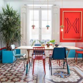 Albergues - Albergue Valencia Lounge
