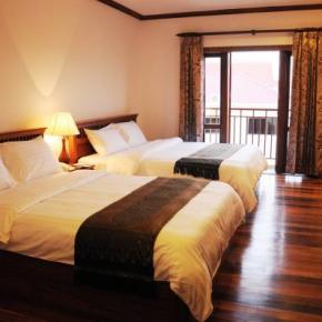 Albergues - Cheathata Angkor Hotel