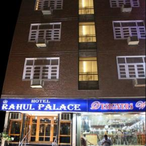 Albergues - Hotel Rahul Palace