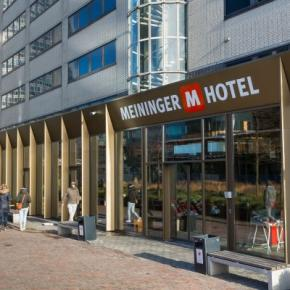 Albergues - MEININGER Hotel Amsterdam City West