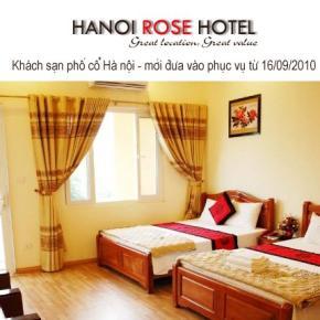 Albergues - Hanoi Rose Hotel