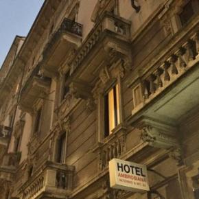 Albergues - Hotel Ambrosiana