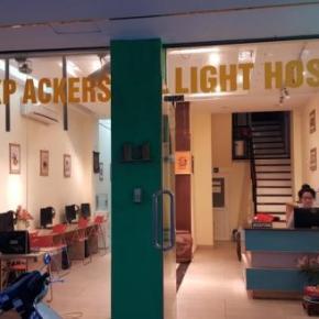 Albergues - Albergue Hanoi Light Backpackers
