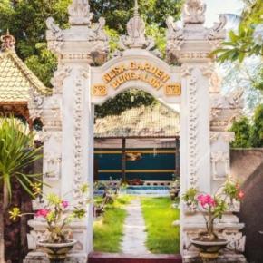 Albergues - Nusa Garden Bungalow