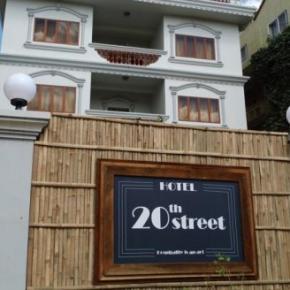 Albergues - Hotel 20th Street