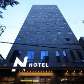 Albergues - SEOUL N HOTEL Dongdaemun