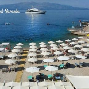 Albergues - Dream Hotel Saranda