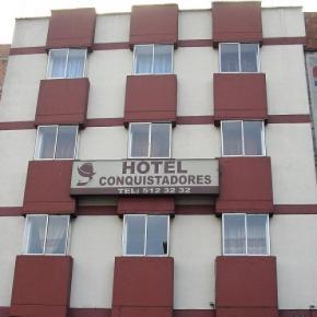 Albergues - Hotel Conquistadores