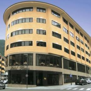 Albergues -  Hotel Plaza Andorra