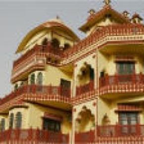 Albergues - Umaid Bhawan Hotel