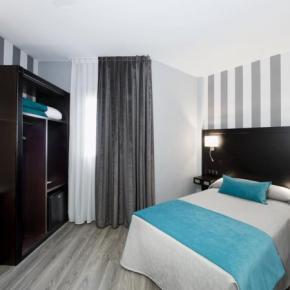 Albergues - Hotel Zentral Parque