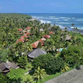 Albergues - Puri Dajuma Cottages, Eco Beach Resort and Spa
