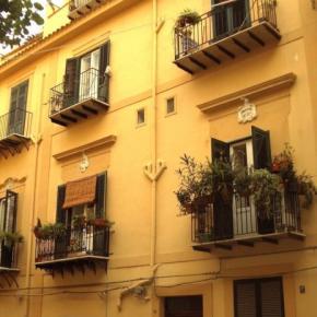 Albergues - Casa Giuditta Palermo Central
