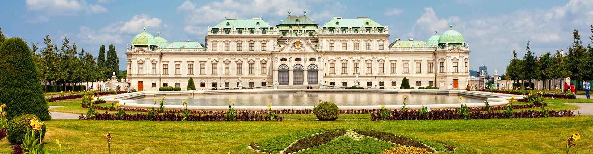 Viena - Hoteles baratos en el distrito Favoriten. Mapas de Viena, Fotos y Comentarios para cada hotel en Viena.