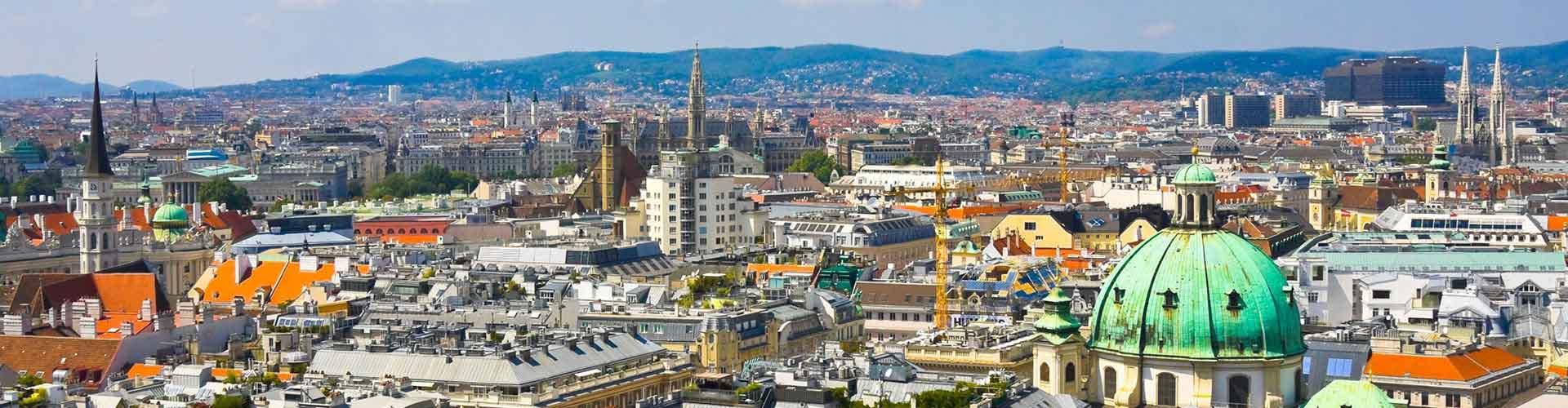 Viena - Apartamentos in el distrito Hietzing. Mapas de Viena, Fotos y Comentarios para cada Apartamento en Viena.