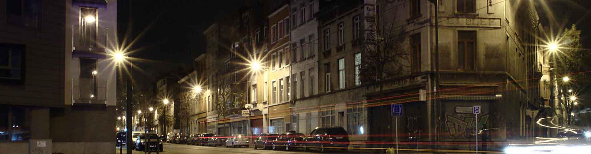 Bruselas - Habitaciones en el distrito Molenbeek-Saint-Jean. Mapas de Bruselas, Fotos y Comentarios para cada habitación en Bruselas.