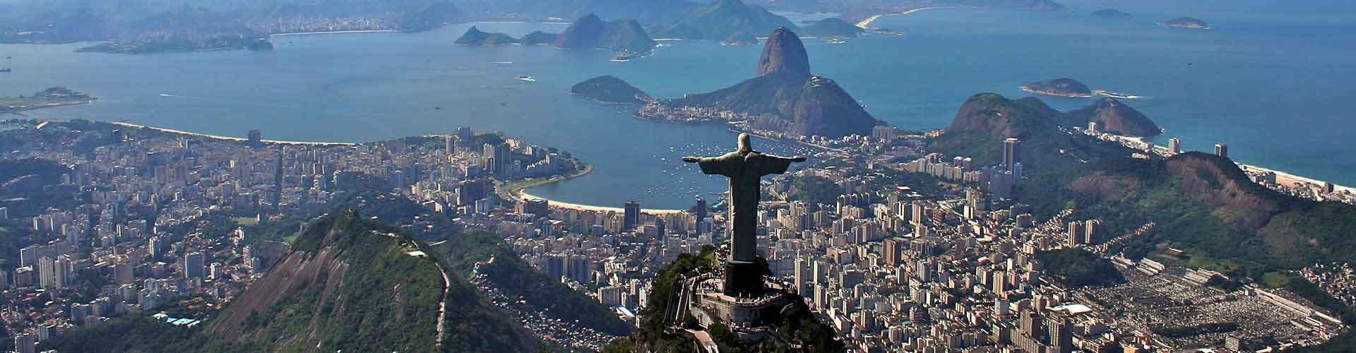 Río de Janeiro - Albergues Juveniles en Río de Janeiro. Mapas de Río de Janeiro, Fotos y Comentarios para cada Albergue Juvenil en Río de Janeiro.