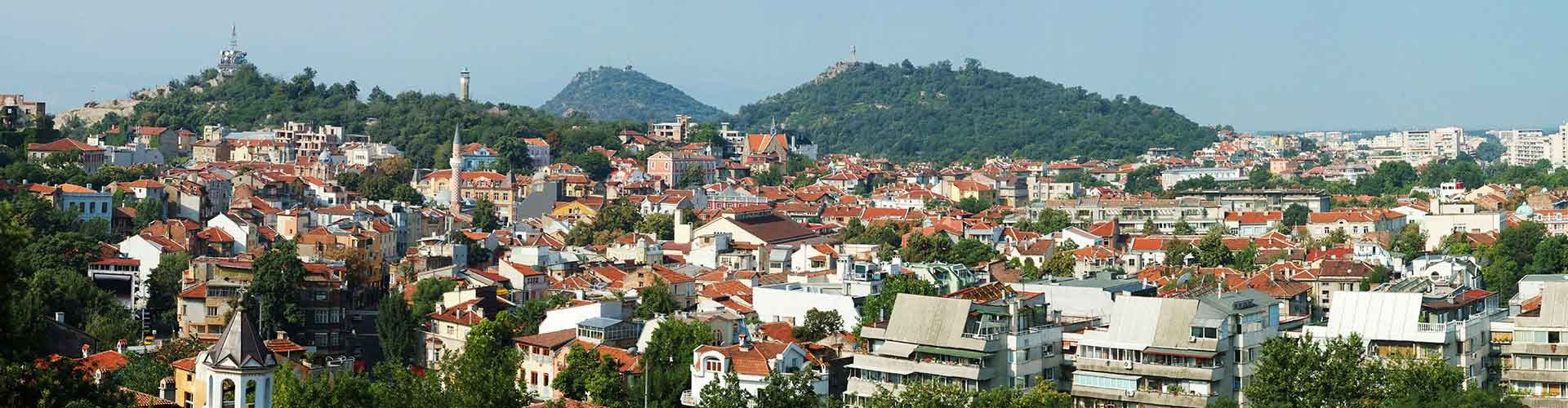 Plovdiv - Habitaciones en el distrito Rayon Centralen. Mapas de Plovdiv, Fotos y Comentarios para cada habitación en Plovdiv.