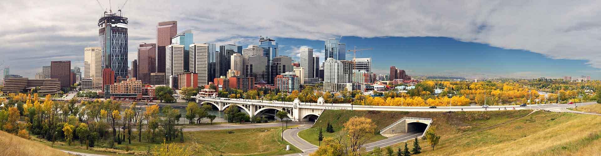 Calgary - Apartamentos in el distrito Parque Stampede . Mapas de Calgary, Fotos y Comentarios para cada Apartamento en Calgary.
