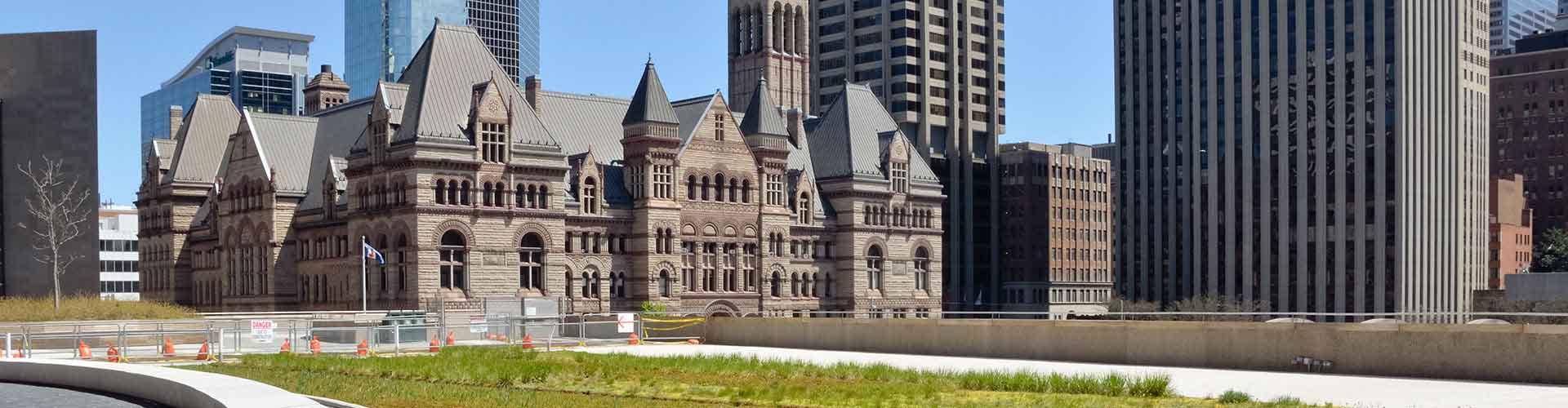 Toronto - Hoteles baratos en el distrito Toronto Antiguo. Mapas de Toronto, Fotos y Comentarios para cada hotel en Toronto.