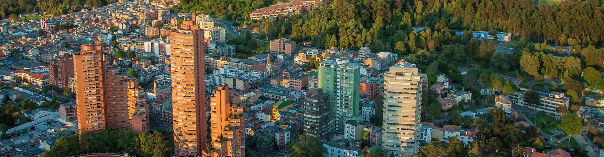 Bogotá - Albergues Juveniles en Bogotá. Mapas de Bogotá, Fotos y Comentarios para cada Albergue Juvenil en Bogotá.