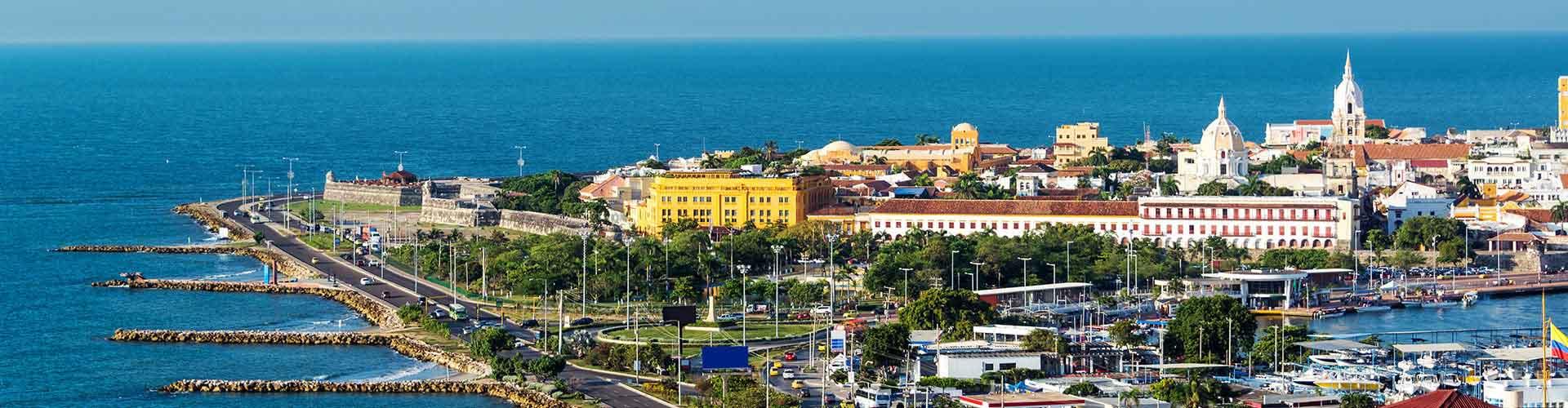 Cartagena - Albergues Juveniles en Cartagena. Mapas de Cartagena, Fotos y Comentarios para cada Albergue Juvenil en Cartagena.