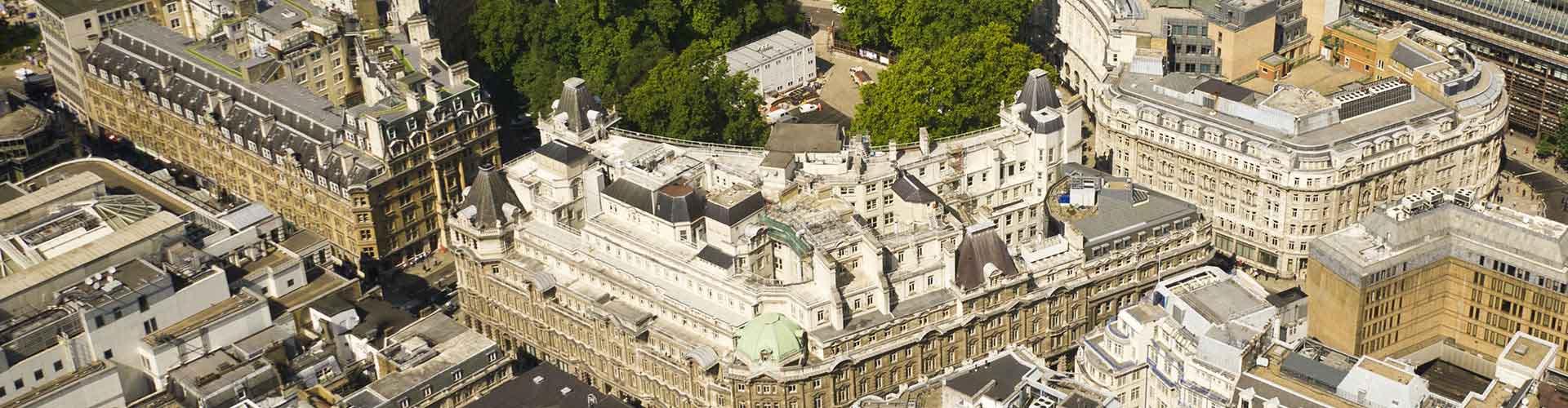 Londres - Albergues Juveniles en el distrito Finsbury . Mapas de Londres, Fotos y Comentarios para cada Albergue Juvenil en Londres.