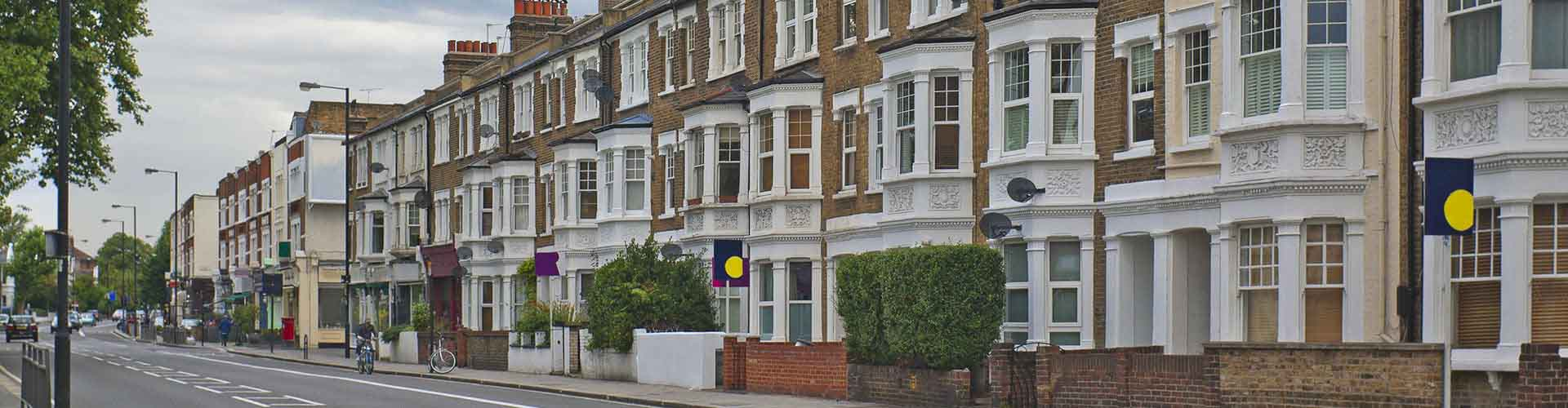 Londres - Albergues Juveniles en el distrito Fulham . Mapas de Londres, Fotos y Comentarios para cada Albergue Juvenil en Londres.