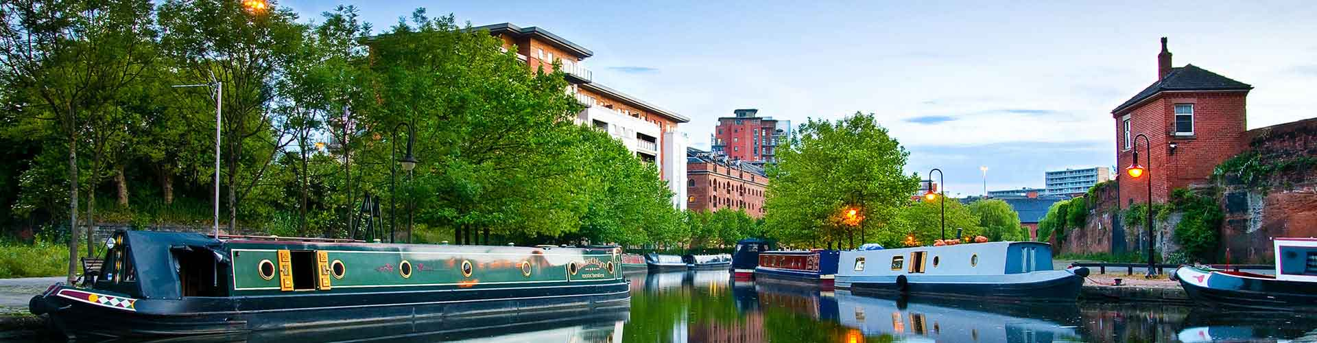 Manchester - Hoteles baratos en Manchester. Mapas de Manchester, Fotos y Comentarios para cada alojamiento en Manchester.