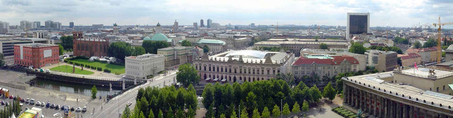 Berlín - Albergues Juveniles en el distrito Mitte . Mapas de Berlín, Fotos y Comentarios para cada Albergue Juvenil en Berlín.