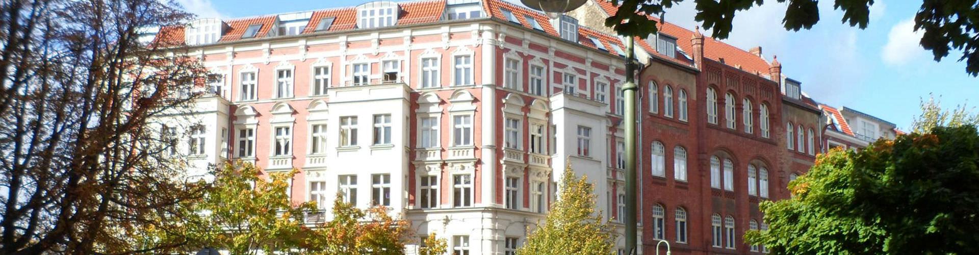 Berlín - Albergues Juveniles en el distrito Prenzlauer Berg . Mapas de Berlín, Fotos y Comentarios para cada Albergue Juvenil en Berlín.