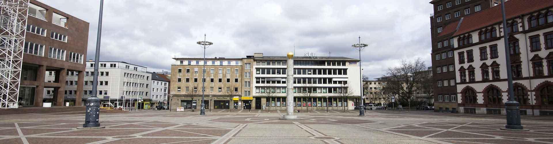 Dortmund - Apartamentos en Dortmund. Mapas de Dortmund, Fotos y comentarios para cada Apartamento en Dortmund.