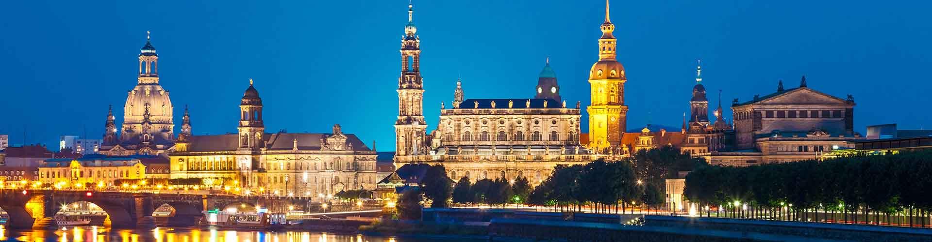 Dresde - Campamentos en Dresde. Mapas de Dresde, Fotos y Comentarios para cada campamento en Dresde.