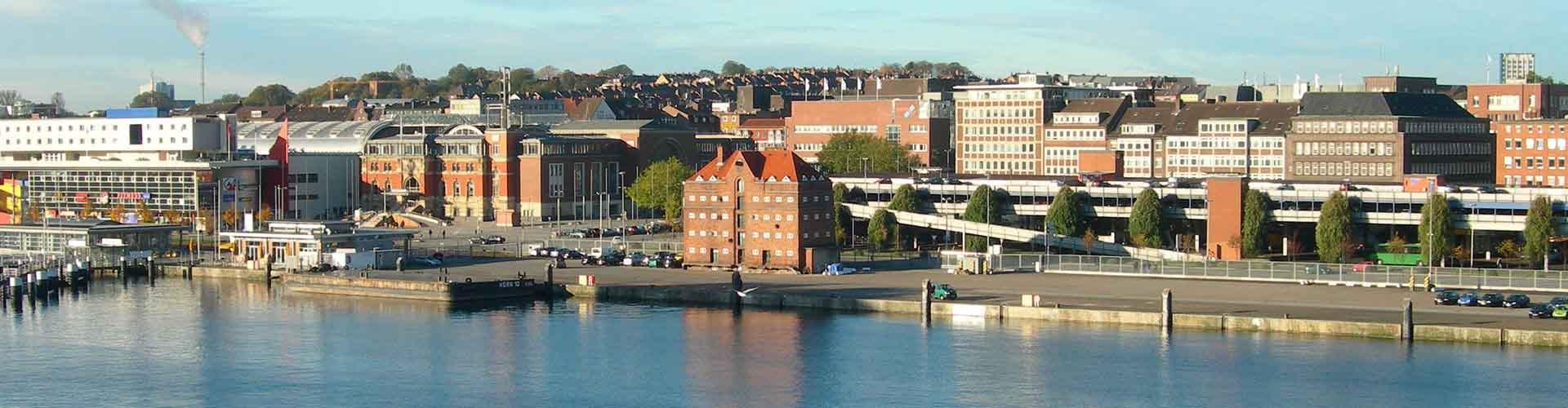 Kiel - Albergues Juveniles en Kiel. Mapas de Kiel, Fotos y Comentarios para cada Albergue Juvenil en Kiel.