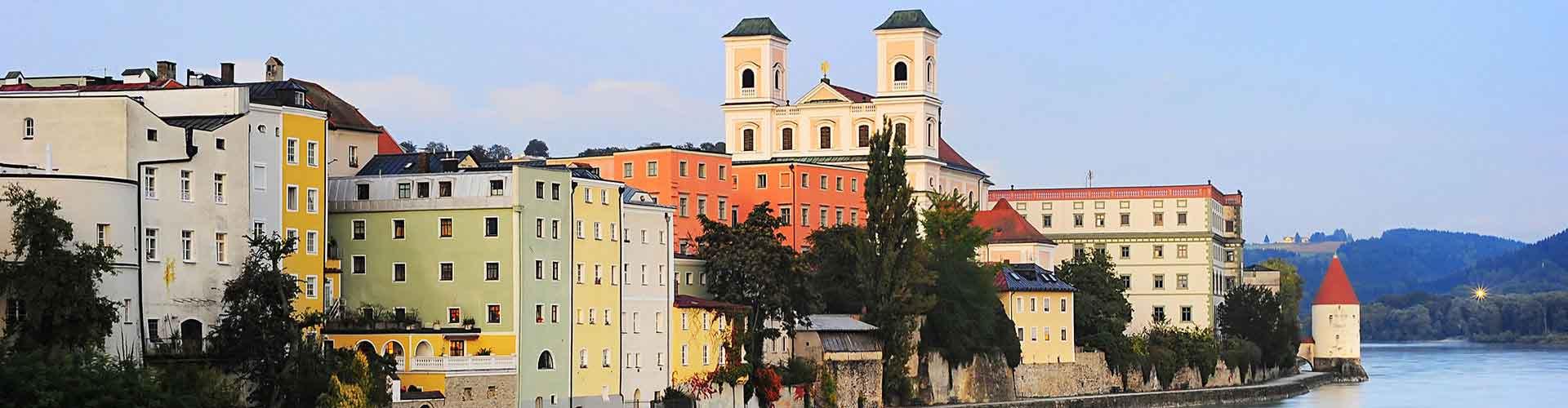 Regensburg - Albergues Juveniles en Regensburg. Mapas de Regensburg, Fotos y Comentarios para cada Albergue Juvenil en Regensburg.