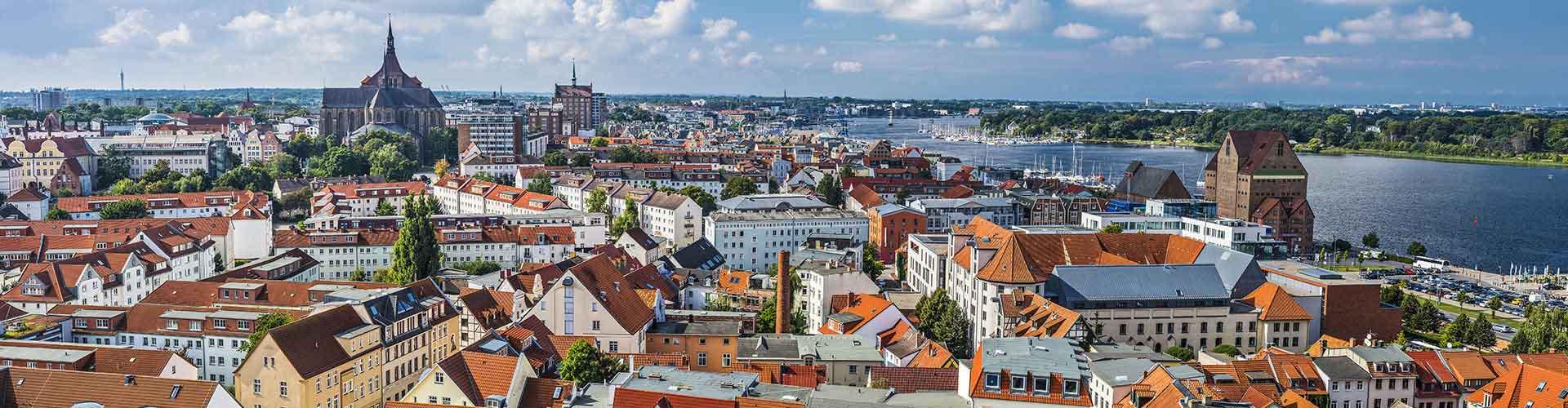 Rostock - Habitaciones en Rostock. Mapas de Rostock, Fotos y Comentarios para cada habitación en Rostock.