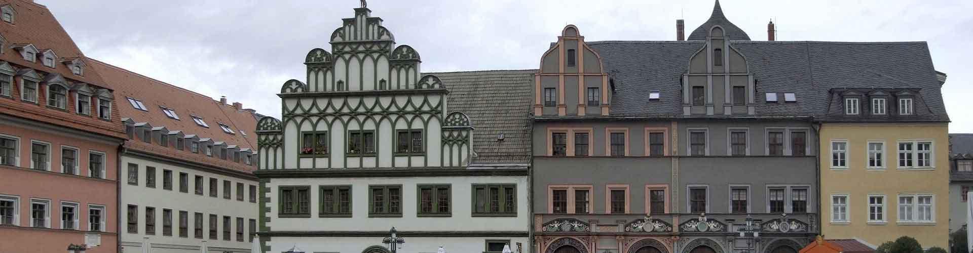 Weimar - Habitaciones en Weimar. Mapas de Weimar, Fotos y Comentarios para cada habitación en Weimar.