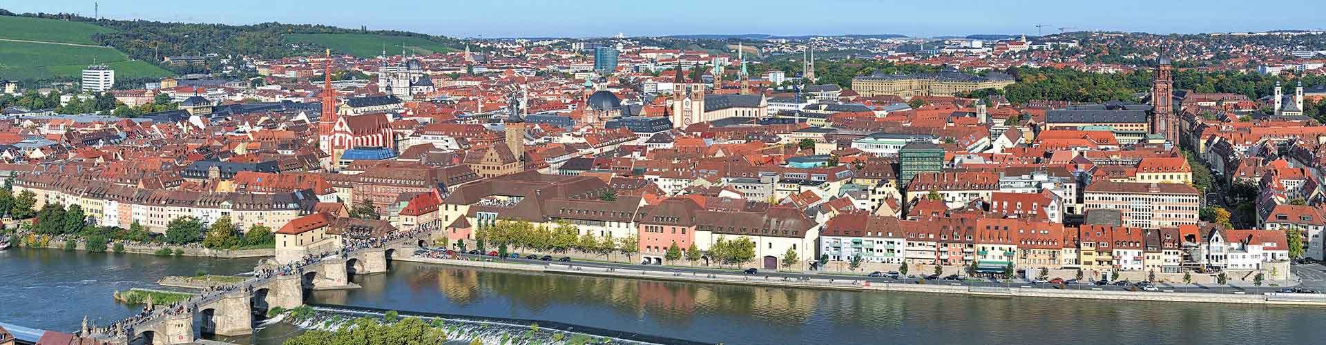 Wuerzburg - Hoteles baratos en Wuerzburg. Mapas de Wuerzburg, Fotos y Comentarios para cada alojamiento en Wuerzburg.