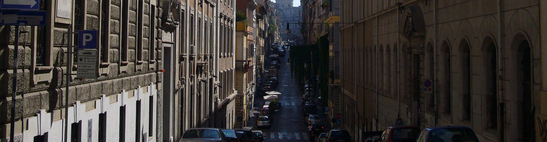 Roma - Albergues Juveniles en el distrito Monti . Mapas de Roma, Fotos y Comentarios para cada Albergue Juvenil en Roma.