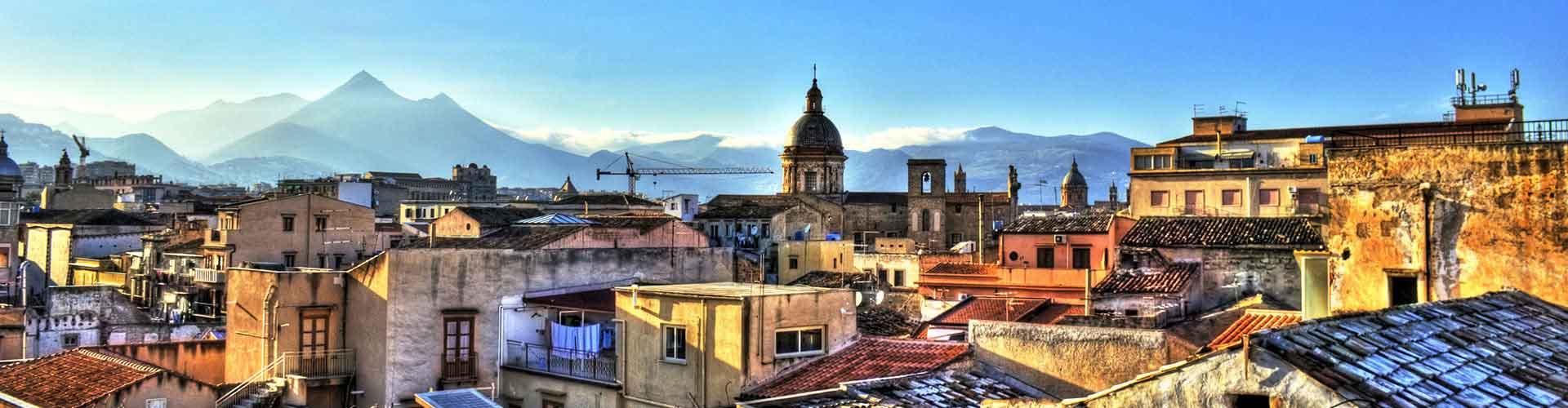 Palermo - Albergues Juveniles  en Palermo. Mapas de Palermo, Fotos y Comentarios para cada Albergue Juvenil en Palermo.