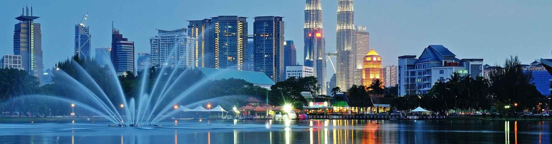 Kuala Lumpur - Albergues Juveniles en Kuala Lumpur. Mapas de Kuala Lumpur, Fotos y Comentarios para cada Albergue Juvenil en Kuala Lumpur.