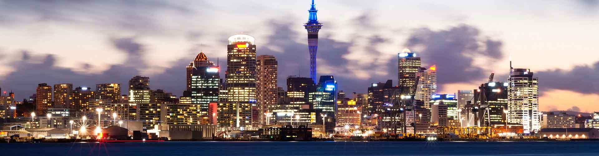 Auckland - Albergues Juveniles en Auckland. Mapas de Auckland, Fotos y Comentarios para cada Albergue Juvenil en Auckland.