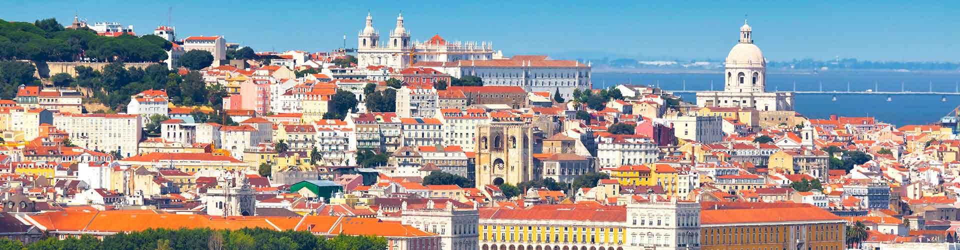 Lisboa - Campamentos cerca de Aeropuerto Portela de Lisboa. Mapas de Lisboa, Fotos y Comentarios para cada campamento en Lisboa.