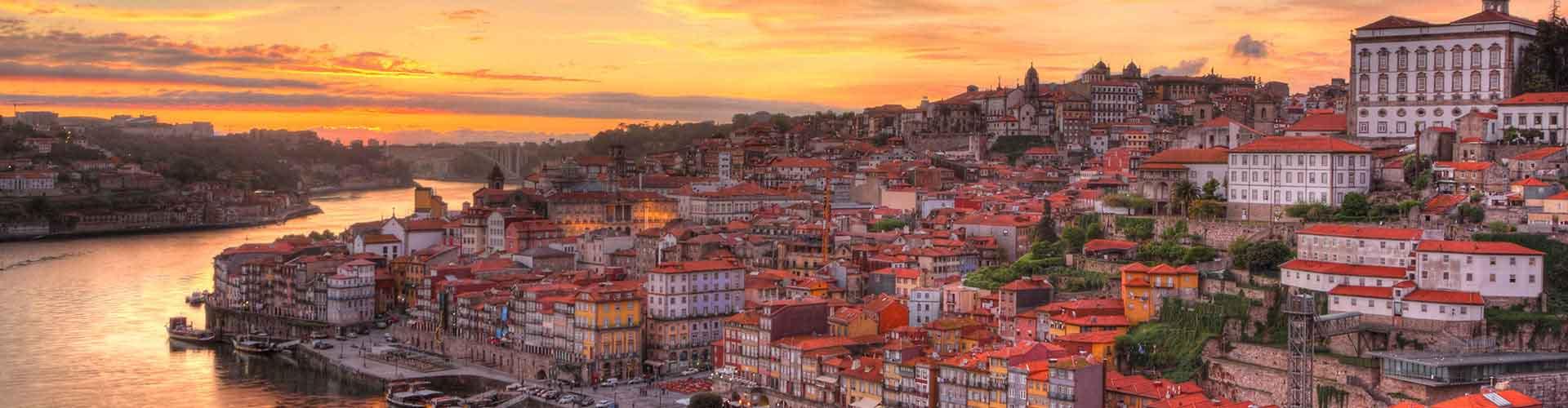 Porto - Hoteles baratos cerca a Aeropuerto Francisco de Sá Carneiro. Mapas de Porto, Fotos y Comentarios para cada hotel en Porto.